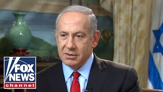 Netanyahu praises Trump peace plan in exclusive 'Fox and Friends' interview