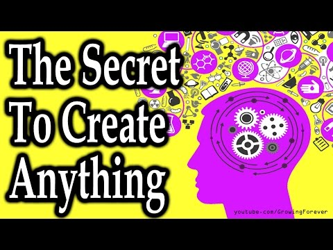 Use Your Subconscious Mind Power To Create Miracles. Law Of Attraction, Brain Power