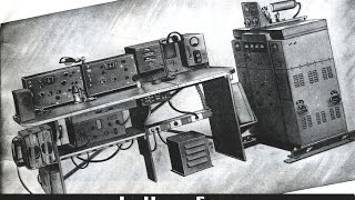 Hallicrafters Shortwave Radio; Winning WWII With Technology (1944)
