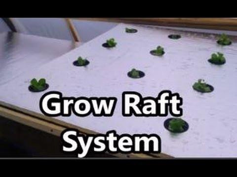 Grow Raft System (No Air Pump)