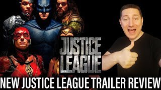 New Justice League Trailer Review