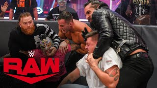 Rey Mysterio wants payback against Seth Rollins: Raw, June 22, 2020