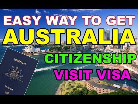 How to Get Australia Immigration [Visit Visa] [passport] Urdu/Hindi 2018 By Premier Visa Consultancy