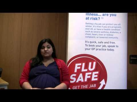 Flu Pregnant