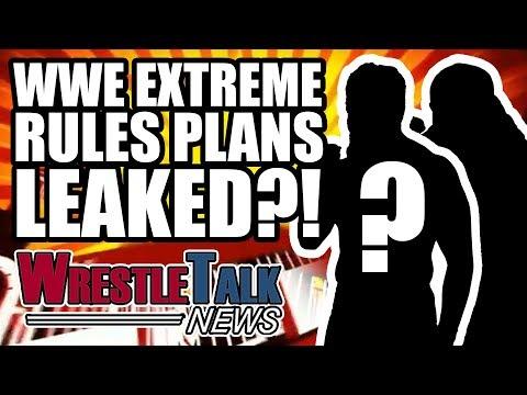 Brock Lesnar OUT Until SummerSlam?! WWE Extreme Rules Plans LEAKED?!   WrestleTalk News May 2018