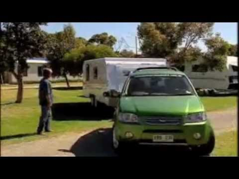 How to Tow a Camper Trailer - Reversing Tips and Tricks