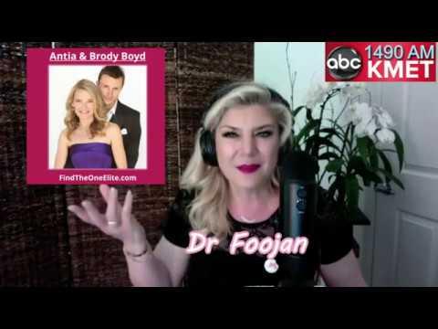 Inner Voice - a Heartfelt Chat with Dr. Foojan Zeine KMET 1940 AM ABC News Radio May 14, 2018 Show 4