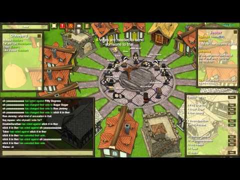 Town of Salem (With DoubleDareDan Part 1)