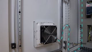 Electrical Panel Cooling System for Beginners