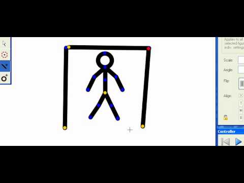 HOW TO MAKE STICK FIGURE ANIMATION FREE