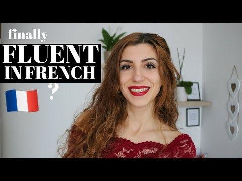 Finally fluent in French? + my progress of december | Kamila Tekin