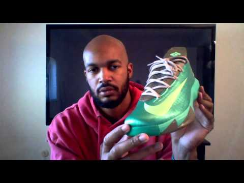 Nike KD6 (Bamboo) review