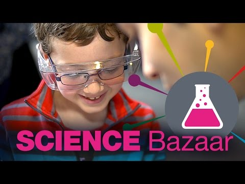 Science Bazaar at Oxford Brookes University