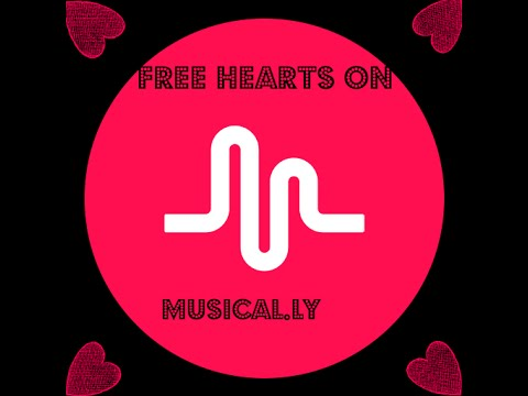 How to get more hearts on Musical.ly for FREE NO DOWNLOAD
