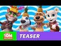 🏝 Out of Garage - Talking Tom and Friends Are on Holidays! ☀️