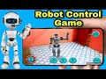 [Hindi] AR Robot Control Game for you Android || Irobot ||