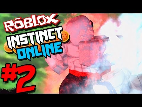 I'M A SUPER SAIYAN, BUT ITS NOT ENOUGH! | Roblox: Instinct Online - Episode 2