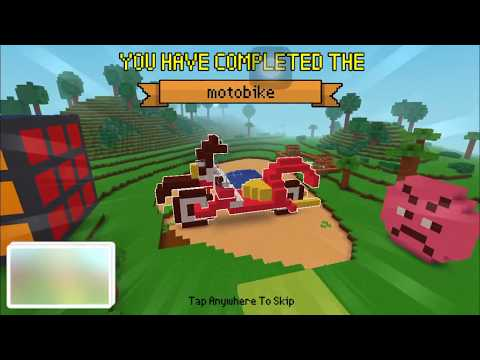 Block Craft 3D : Building Simulator Games For Free Gameplay #162 (iOS & Android) | Angry Face