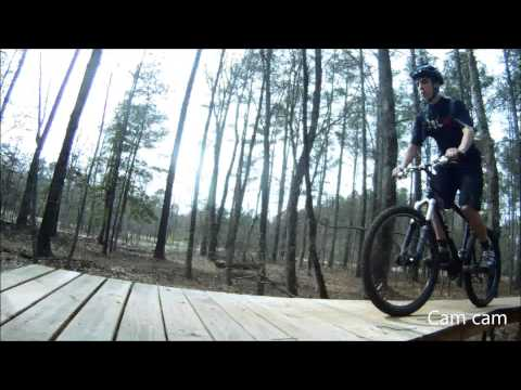AMB-Harris Lake Pump Track