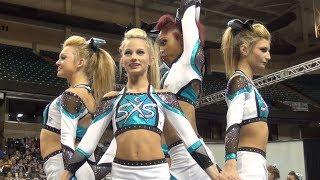 SSX Cheer Extreme Raleigh Showcase SHARK BITE