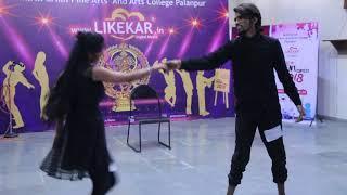 Nishi Rahul Dance Likekar Semifinal Battle of Talent Contest 2018