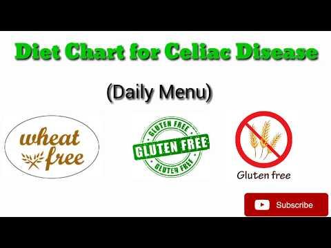 Gluten Free Diet Chart for Celiac Patients