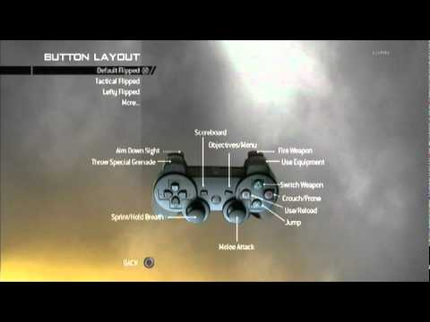 How to make a ps3 controller shoot like an xbox controller