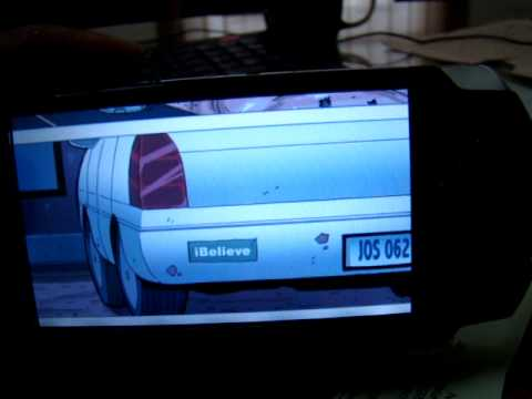 PSP digital comic reader
