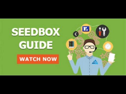 Rutorrent Seedbox Guide