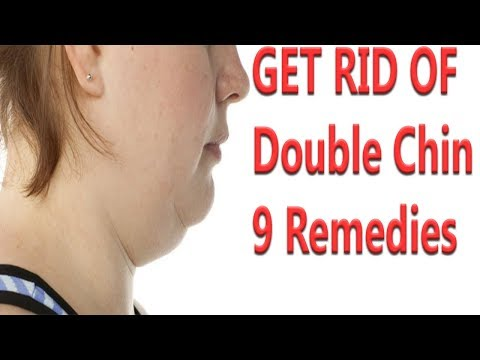 9 Best Remedies To Get Rid Of Double Chin