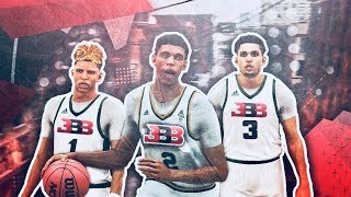 THE BBB BALL BROTHERS CAN DO IT ALL ON NBA 2K18! •INSANE TAKEOVER WITH LONZO, LAMELO & LIANGELO