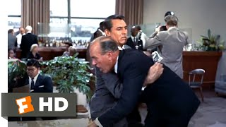 North by Northwest (1959) - Framed for Murder Scene (1/10)   Movieclips