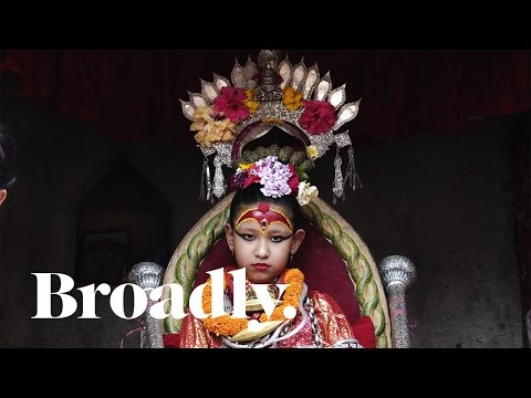 Xxx Mp4 Life Of A Kumari Goddess The Young Girls Whose Feet Never Touch Ground 3gp Sex
