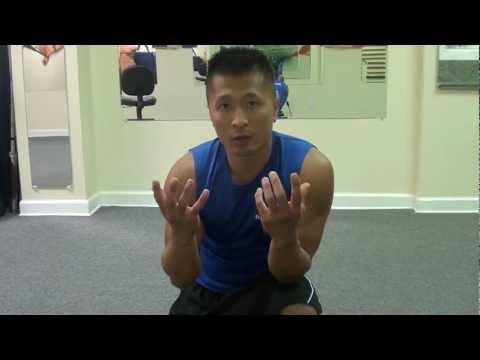 Finger training for Zen Martial Arts