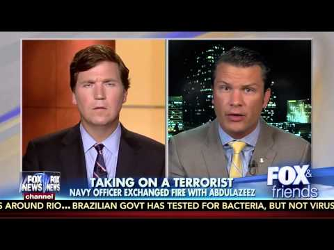 Fox & Friends | Prosecute Lt. CMDR Who Shot back in Chattanooga?