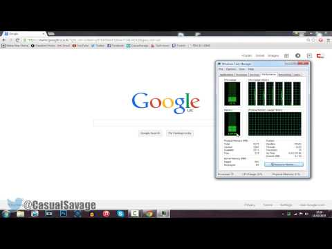 How To: Make Google Chrome Use Less RAM