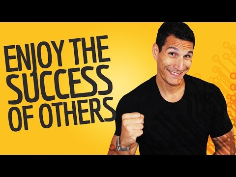 How To Enjoy (And Not Envy) The Success Of Others