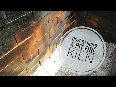 How to build a PITFIRE KILN!