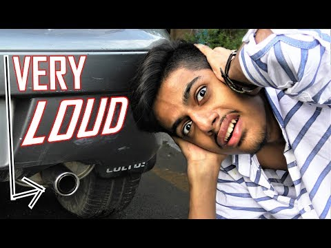 How to make your CAR the LOUDEST! (DIY INSANE Exhaust sound)