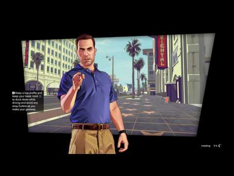 gta 5 ps4 how to install faster