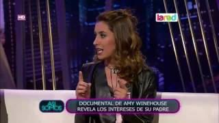El polémico documental de Amy Winehouse