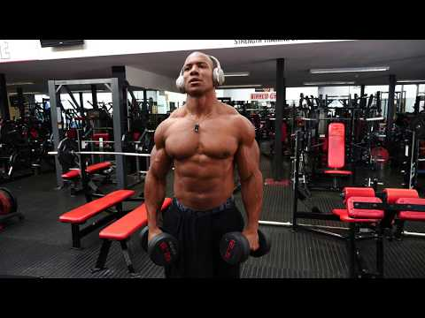 Roger Snipes - Basic guide to building amazing shoulders