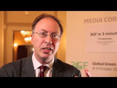 Jeremy Oppenheim - Senior Partner of McKinsey & Company