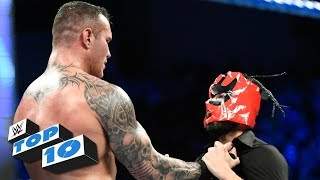 Top 10 SmackDown LIVE moments: WWE Top 10, April 24, 2018