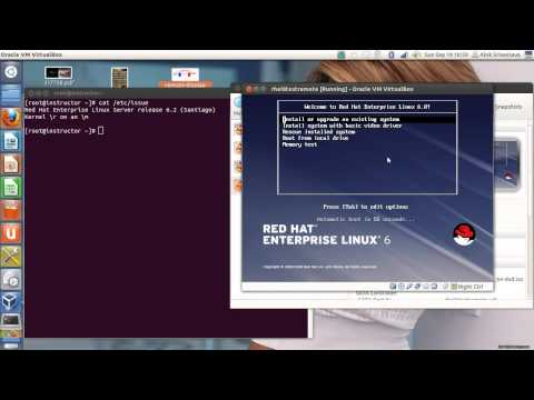 How Installing Red hat Linux Remotely Using Telnet | Networknuts
