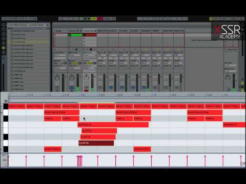 How to make House drums in Ableton Live