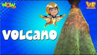 Volcano - Vir: The Robot Boy WITH ENGLISH, SPANISH & FRENCH SUBTITLES