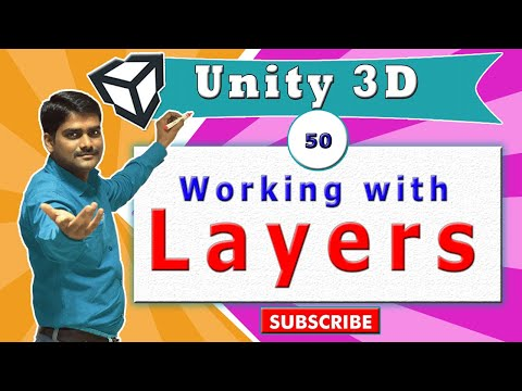 Unity Essentials Tutorial 50 - Working with Layers in Unity