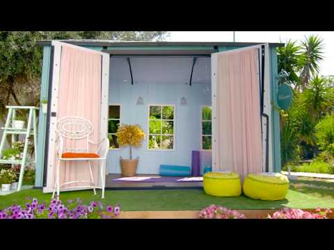 KETER MY Shed create your space form 11' x 7.5' shed - short