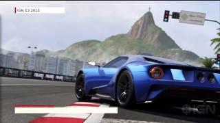 Forza 6 Reactions - IGN Live: E3 2015